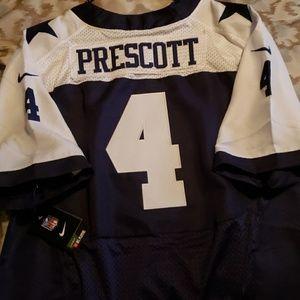 cheap for discount 177c9 718f7 Dak Prescott 2XL Stitched Jersey NWT